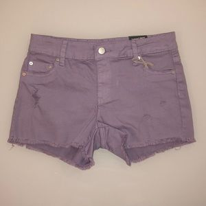 """TRACTR Slim/Mid """"Brittany"""" Shorts"""